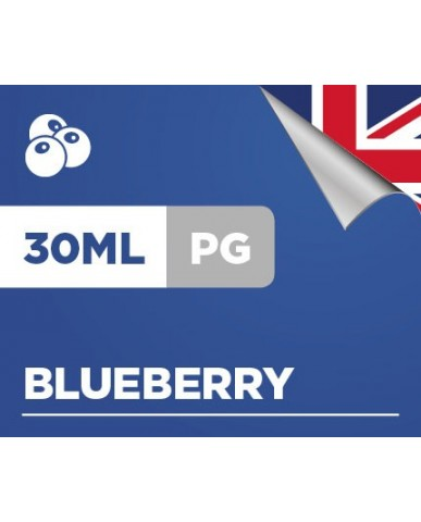 Blueberry - 10ml By JacVapour E-Liquid