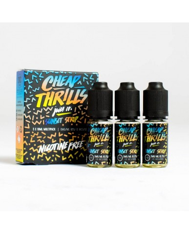 Cheap Thrills Co - Sunset Strip - 10ml