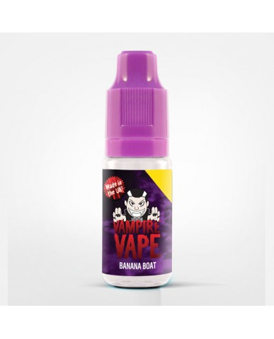 Banana - 10ml Vampire Vape E-Liquid