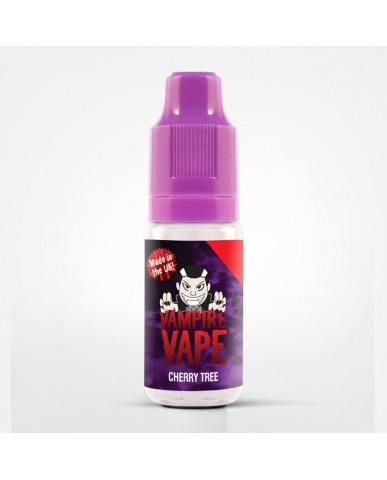 Cherry Tree - 10ml Vampire Vape E-Liquid