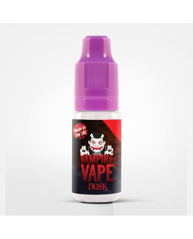 Dusk - 10ml Vampire Vape E-Liquid
